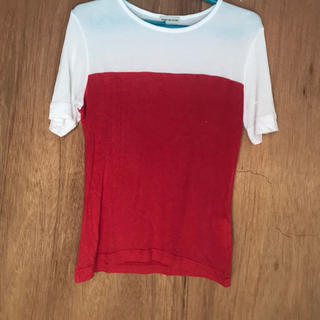 ドリスヴァンノッテン(DRIES VAN NOTEN)のTシャツ(Tシャツ(半袖/袖なし))