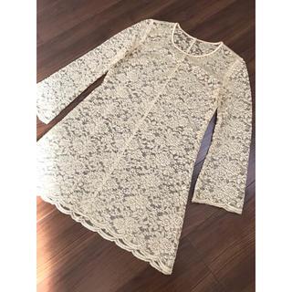 エディットフォールル(EDIT.FOR LULU)のvintage lace tunic(チュニック)