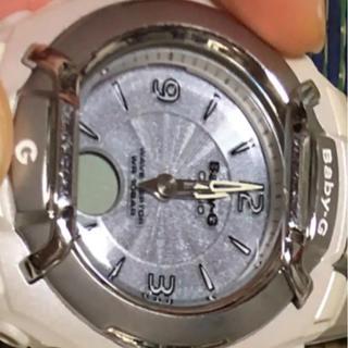 ベビージー(Baby-G)のカシオ 電波ソーラー 腕時計 レディース baby-G(腕時計)