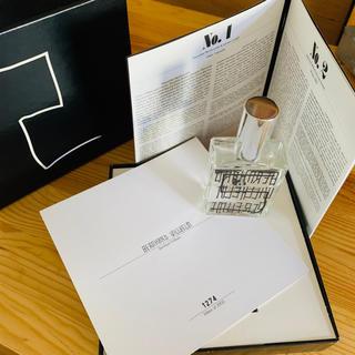ベルンハルトウィルヘルム(BERNHARD WILLHELM)のレア香水 シックス・センツ シリーズ1 / ベルンハルト・ウィルヘルム(ユニセックス)