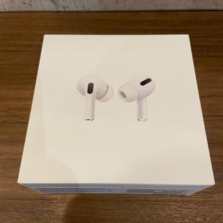 アップル(Apple)のAirPods Pro (ヘッドフォン/イヤフォン)