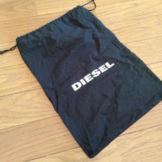 ディーゼル(DIESEL)のDIESEL巾着袋(日用品/生活雑貨)