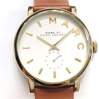 マークバイマークジェイコブス(MARC BY MARC JACOBS)のマークジェイコブス 腕時計 MBM1316 白(腕時計)