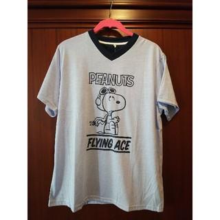 スヌーピー(SNOOPY)の最終価格 スヌーピー パジャマ ルームウェア(Tシャツ/カットソー(半袖/袖なし))