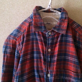 ジャーナルスタンダード(JOURNAL STANDARD)のチェックシャツ ワンピース 2点(Tシャツ(長袖/七分))