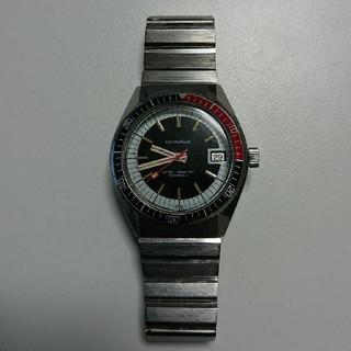 ブローバ(Bulova)のcallavel 333 ヴィンテージ 70年代 手巻き(腕時計(アナログ))