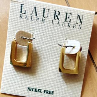 ラルフローレン(Ralph Lauren)の【最終お値下げです】ラルフローレン ピアス(ピアス)