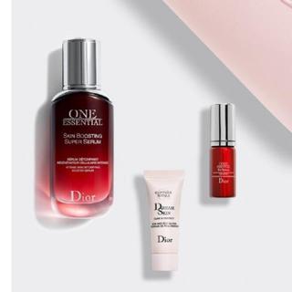 ディオール(Dior)の【新品3点セット】Dior  スキンケアセット (その他)