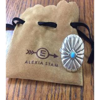 アリシアスタン(ALEXIA STAM)のALEXIA STAM コンチョ リング(リング(指輪))