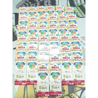 メイジ(明治)の明治ほほえみ らくらくキューブ(27g×2袋)×24箱(その他)