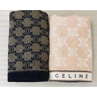 セリーヌ(celine)の新品 セリーヌ♡フェイスタオル(タオル/バス用品)