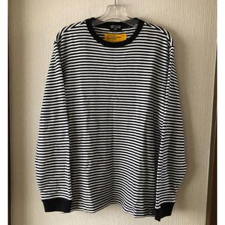 ラルフローレン(Ralph Lauren)のPOLO JEANSポロジーンズ ボーダーロンT(Tシャツ/カットソー(七分/長袖))