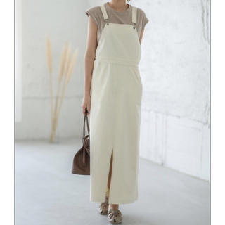 ローリーズファーム(LOWRYS FARM)のLa-gemme ロングジャンパースカート(サロペット/オーバーオール)