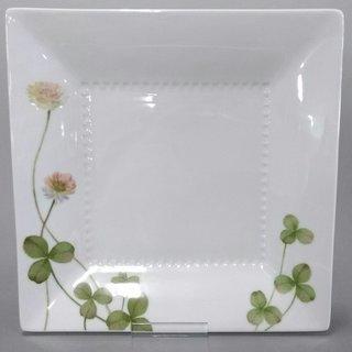 ノリタケ(Noritake)のノリタケ プレート新品同様  白×マルチ(食器)