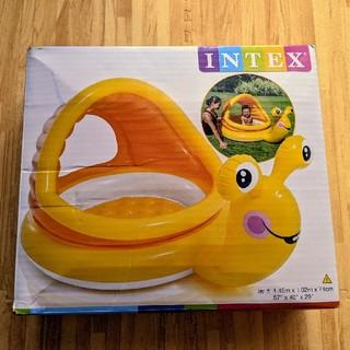 トイザラス(トイザらス)のINTEX 幼児用プール カタツムリ(マリン/スイミング)