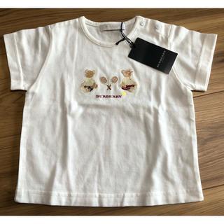 バーバリー(BURBERRY)のバーバリー Tシャツ トップス 新品未使用(Tシャツ)