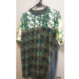 プラダ(PRADA)のPRADA プラダ カモフラグラデーション Tシャツ(シャツ)