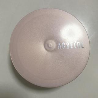 アクセーヌ(ACSEINE)のアクセーヌ シアーラスティングパウダー 未発売品(フェイスパウダー)