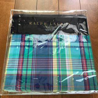 ラルフローレン(Ralph Lauren)の新品 未使用 ラルフローレン  コンフォーターカバー クィーン 布団カバー(シーツ/カバー)