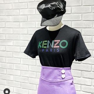ケンゾー(KENZO)のKENZO カラフルロゴTシャツ(Tシャツ(半袖/袖なし))