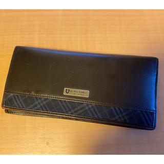 ブラックレーベルクレストブリッジ(BLACK LABEL CRESTBRIDGE)のBLACK LABEL CRESTBRIDGE 長財布(長財布)