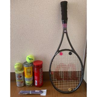 ウィルソン(wilson)のWilson ウィルスン alpha comp テニスラケット(ラケット)
