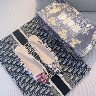 ディオール(Dior)の 値下げの美品Dior ディオール パンプス(ハイヒール/パンプス)
