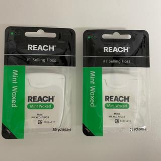 REACHデンタルフロス (歯ブラシ/デンタルフロス)