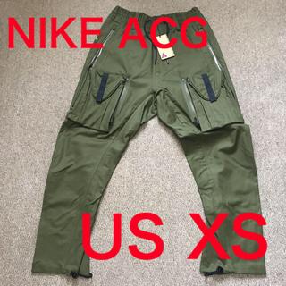 NIKE - XS!新品 18A/W ナイキ NikeLab ACG カーゴパンツ