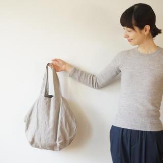 フォグリネンワーク(fog linen work)のfog linen work + lota product 香菜子リネントート(トートバッグ)
