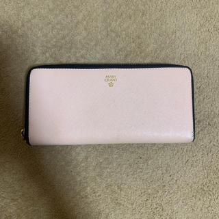 マリークワント(MARY QUANT)の長財布(長財布)