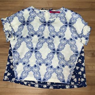 ドーリーガールバイアナスイ(DOLLY GIRL BY ANNA SUI)のDOLLY GIRL  ANNA SUIの美品 シャツ(シャツ/ブラウス(半袖/袖なし))