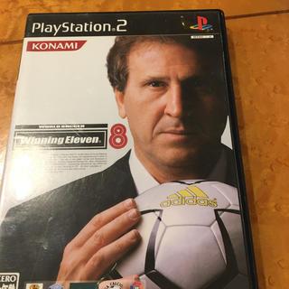ワールドサッカーウイニングイレブン8 PS2(その他)