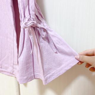 ゴゴシング(GOGOSING)の袖リボン ロンT(Tシャツ(長袖/七分))