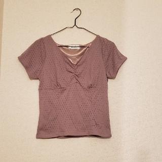 ダズリン(dazzlin)のダズリン カットソー(Tシャツ/カットソー(半袖/袖なし))