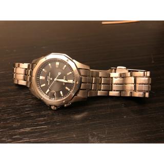 セイコー(SEIKO)のSEIKO セイコー ブライツ 電波ソーラーメンズ 腕時計  7B22-0AC0(腕時計(アナログ))