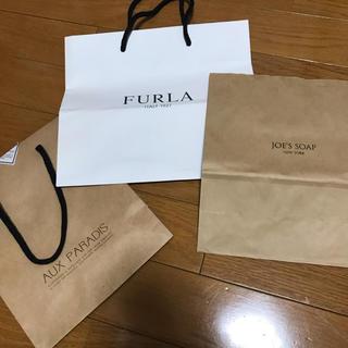 フルラ(Furla)のショップ袋(ショップ袋)