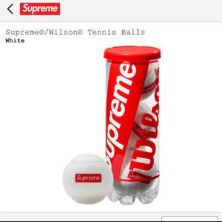 シュプリーム(Supreme)のsupreme  wilson  tennis balls (ボール)