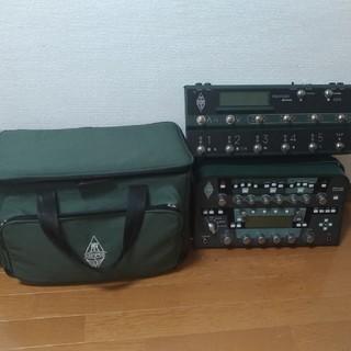 コルグ(KORG)のkemper(パワーアンプ非搭載)+kemper remote +専用バッグ(エフェクター)
