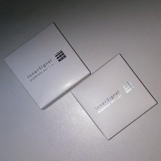 オオツカセイヤク(大塚製薬)の新品 大塚製薬 インナーシグナル リジュブネイト ソープ 80g×2個(洗顔料)