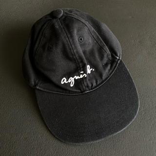 アニエスベー(agnes b.)のagnes b. キッズ キャップ(帽子)