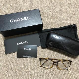 シャネル(CHANEL)のCHANEL メガネ レンズ交換(サングラス/メガネ)