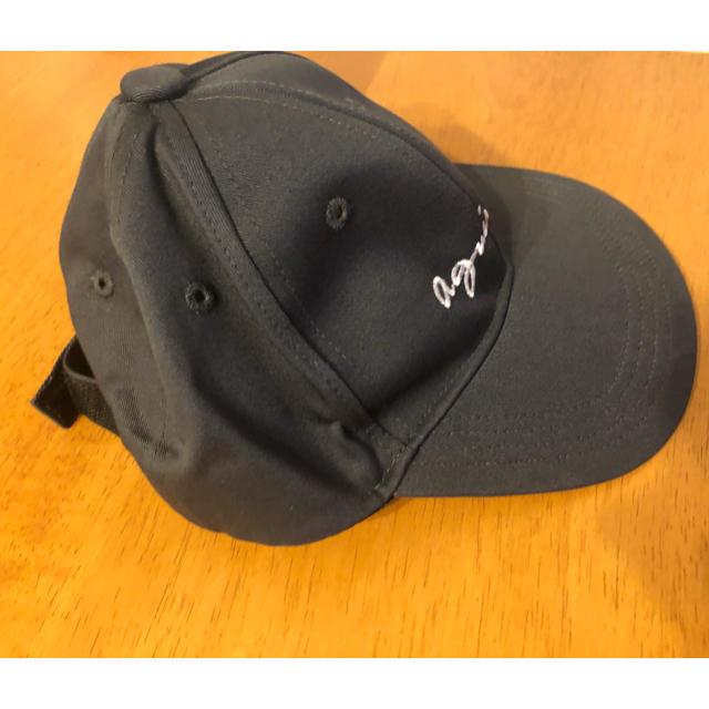 agnes b.(アニエスベー)のアニエスベー キッズ帽子 新品未使用 キッズ/ベビー/マタニティのこども用ファッション小物(帽子)の商品写真