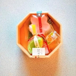 イシザワケンキュウジョ(石澤研究所)のマスター石鹸本舗 花がさね 石鹸ギフトセット(洗顔料)