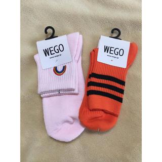 ウィゴー(WEGO)のWEGO ソックス4足セット(ソックス)