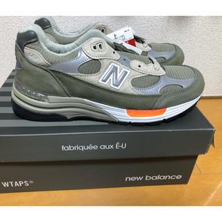 ニューバランス(New Balance)の【都内即発送】newbalance992 wtaps M992WT 27.5cm(スニーカー)