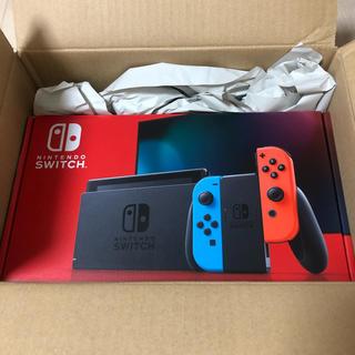 ニンテンドースイッチ(Nintendo Switch)のNintendo Switch スイッチ 新品 新型 新モデル 未使用 未開封(家庭用ゲーム機本体)