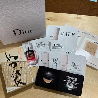 ディオール(Dior)のディオールの試供品、ようじやのぬか袋(その他)