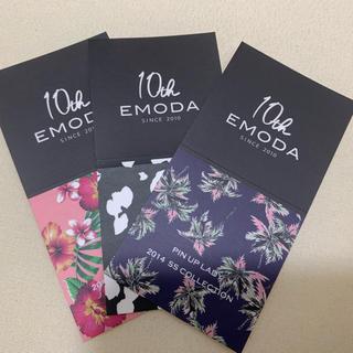 エモダ(EMODA)のEMODA 10周年ステッカー(その他)
