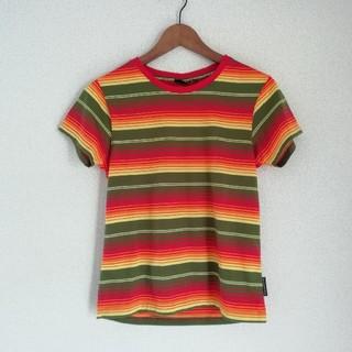 ワイルドシングス(WILDTHINGS)のワイルドシングス ボーダーTシャツ Tシャツ WILDTHINGS(Tシャツ/カットソー(半袖/袖なし))